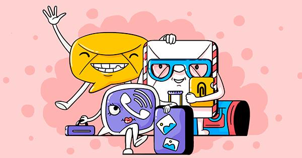 SMS, Email или Viber: какую сделать рассылку для бизнеса